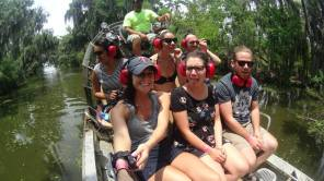 air boat bro